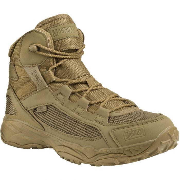 Magnum Opus Assault Tactical 5.0 Boots Coyote