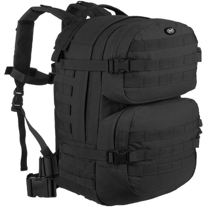 MFH Backpack Assault II Black