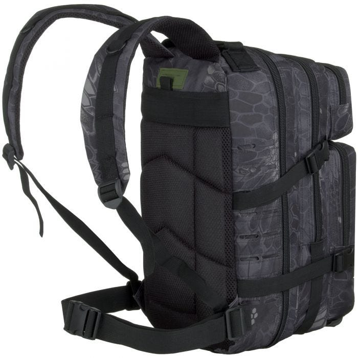 MFH Assault I Backpack Laser Snake Black