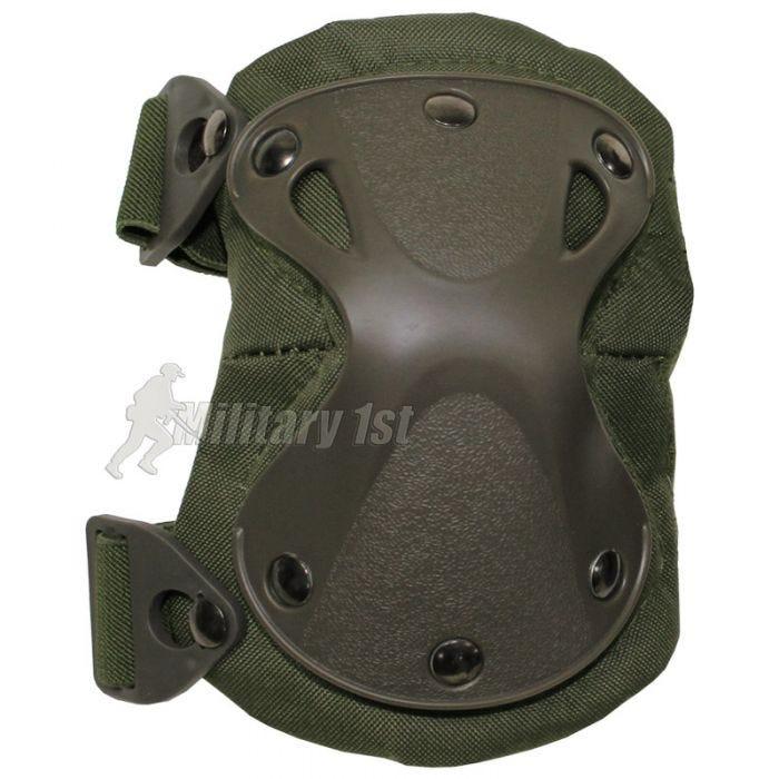 MFH Knee Pads Defence Olive