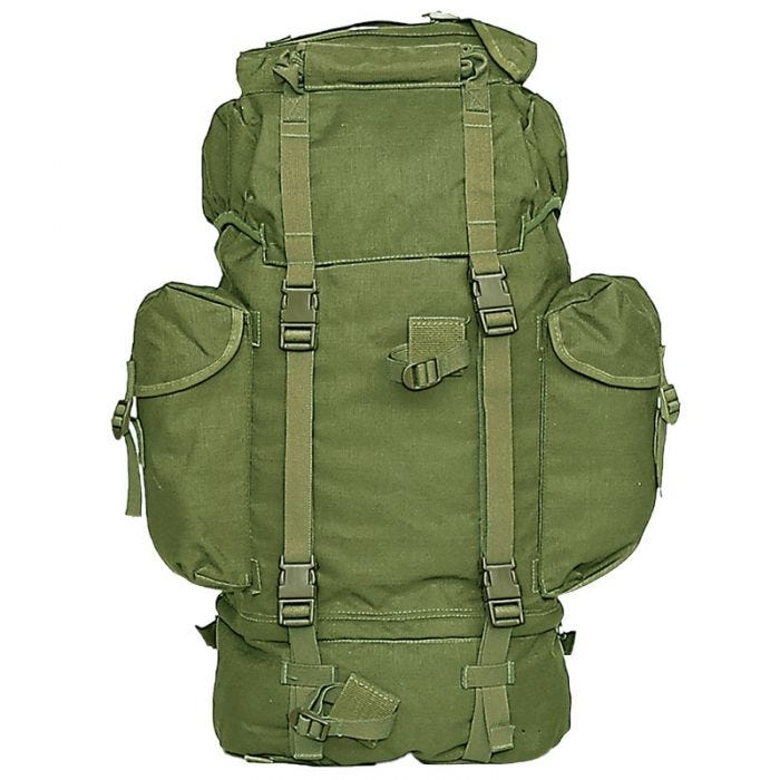 Mil-Tec BW Combat Backpack Olive