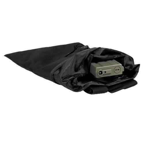 Mil-Tec Empty Shell Pouch Black