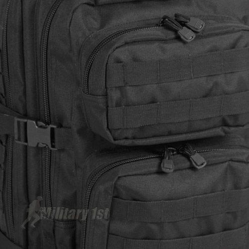 Mil-Tec MOLLE US Assault Pack Large Black