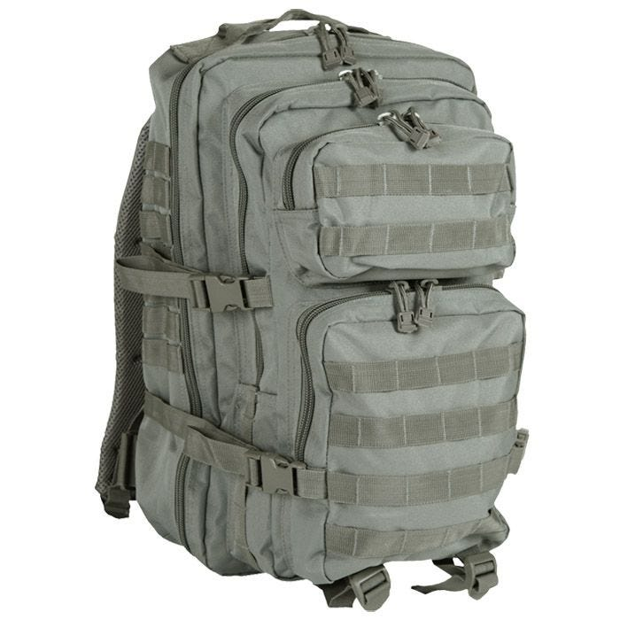Mil-Tec MOLLE US Assault Pack Large Foliage