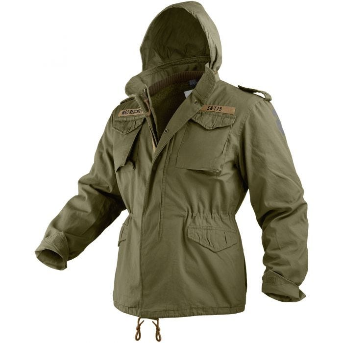 Surplus M65 Regiment Jacket Olive