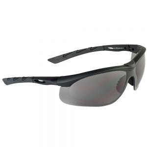 Swiss Eye Lancer Sunglasses - Smoke Lens / Black Rubber Frame