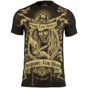 7.62 Design Prepare For War T-Shirt Black