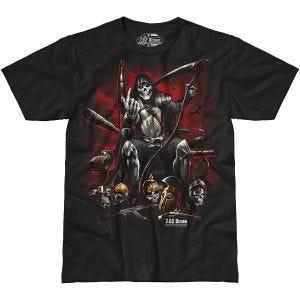 7.62 Design Warlord T-Shirt Black