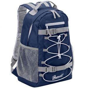 Brandit Urban Cruiser Backpack Navy / Grey / White