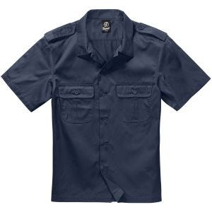 Brandit US Shirt Short Sleeve Navy