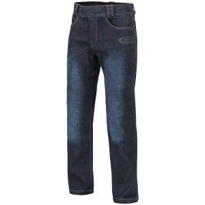 Helikon Greyman Tactical Jeans Denim Mid Dark Blue