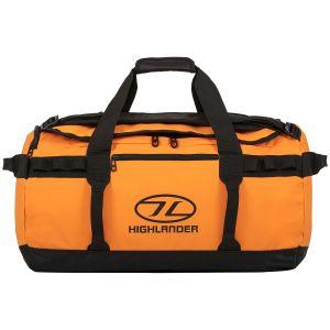 Highlander Storm Kitbag 30L Orange