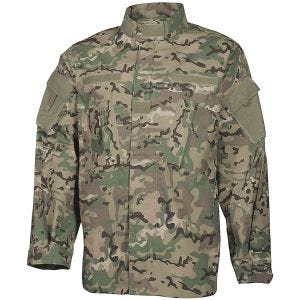 MFH ACU Ripstop Field Jacket Operation Camo