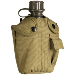 Mil-Tec Canteen with Cover 1 Litre Coyote