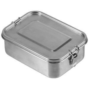 Mil-Tec Stainless Steel Lunchbox Plus 18cm