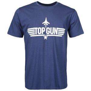 Mil-Tec T-Shirt Top Gun Dark Blue