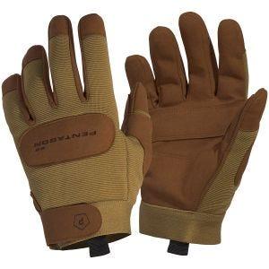 Pentagon Duty Mechanic Gloves Coyote