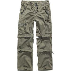 Brandit Savannah Trousers Olive