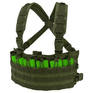 Condor Rapid Assault Chest Rig Olive Drab