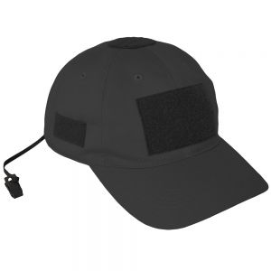 Hazard 4 PMC Modular Contractor Ball Cap Black