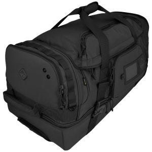 Hazard 4 Shoreleave Rugged Split-Roller Luggage Black