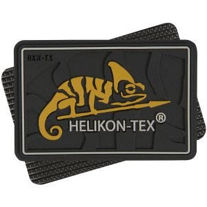 Helikon Logo Patch Black