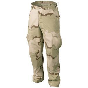 Helikon Genuine BDU Trousers Cotton Ripstop 3-Colour Desert