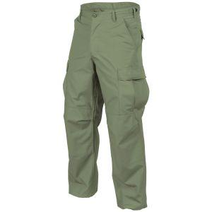 Helikon Genuine BDU Trousers Polycotton Ripstop Olive