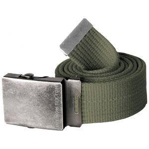 Helikon Canvas Belt Olive Green