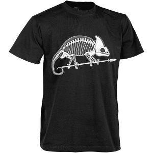 Helikon Chameleon Skeleton T-shirt Black