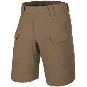 "Helikon Outdoor Tactical Shorts 11"" VersaStretch Lite Mud Brown"