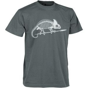 Helikon Chameleon Skeleton T-shirt Shadow Grey