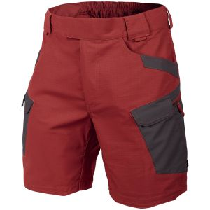 "Helikon Urban Tactical Shorts 8.5"" Crimson Sky / Ash Grey"