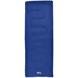 Highlander Sleepline 250 Envelope Sleeping Bag Blue