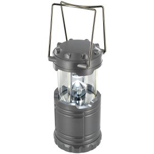 Highlander 7 LED Collapsible Lantern Grey
