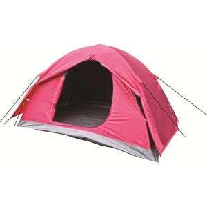 Highlander Birch 2 Tent Rumba Red/Tango Red