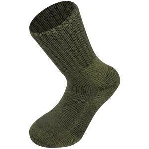Highlander Norwegian Army Sock Olive
