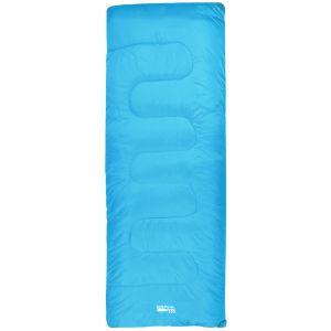 Highlander Sleepline 250 Envelope Sleeping Bag Azure