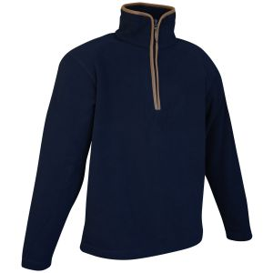 Jack Pyke Countryman Fleece Pullover Navy