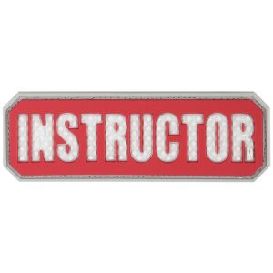 Maxpedition Instructor (Red) Morale Patch