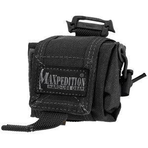 Maxpedition Mini Rollypoly Folding Dump Pouch Black