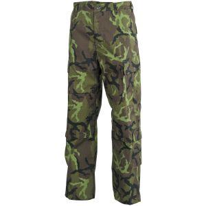 MFH ACU Combat Trousers Ripstop Czech Woodland