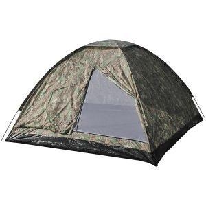 MFH 3 Person Tent Monodom with Mosquito Net Operation Camo