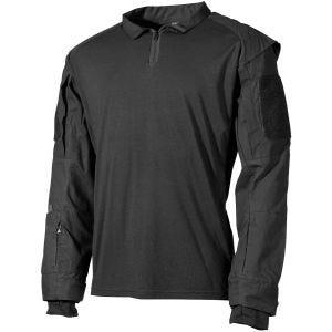 MFH US Tactical Shirt Black