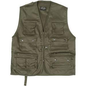 Mil-Tec Fishing Vest Olive