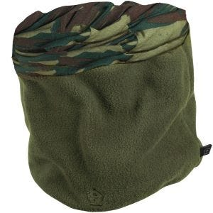 Pentagon Fleece Neck Gaiter Greek Lizard