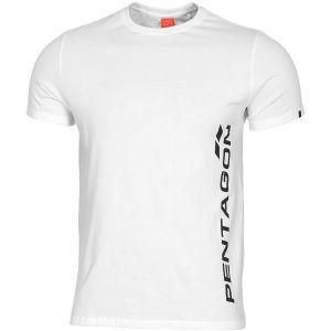 Pentagon Ageron Pentagon Vertical T-Shirt White
