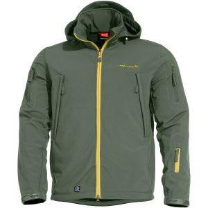 Pentagon Artaxes Escape Softshell Jacket Grindle Green
