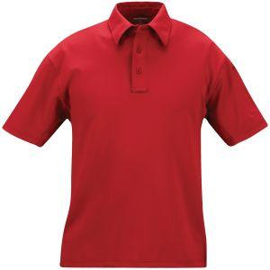 Propper I.C.E. Men's Performance Short Sleeve Polo Red