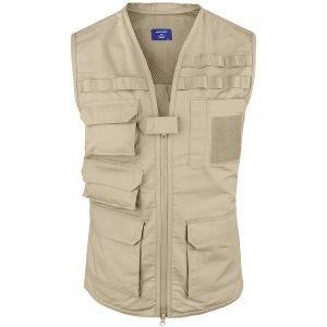 Propper Tactical Vest Polycotton Ripstop Khaki